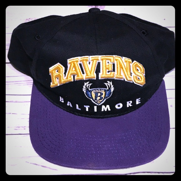 44942612188 drew pearson Other - Baltimore Ravens Nfl Hat Snapback vintage football